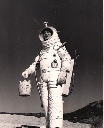 Genial Tony Leblanc en el astronauta (1970)