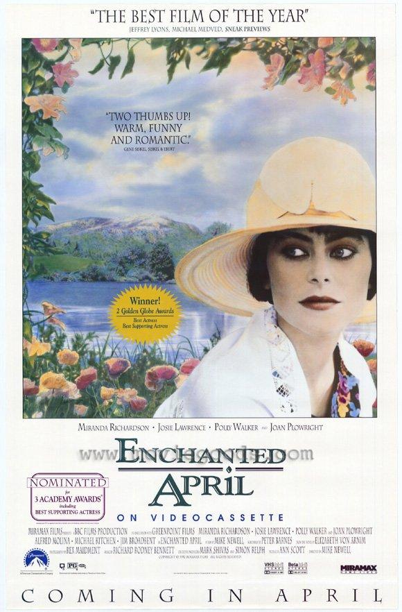1993 Un abril encantado (ing) (video)-
