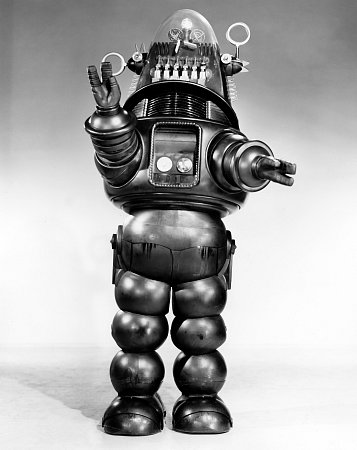 Robby the Robot 24 5-28-12