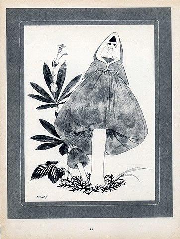 Givenchy en 1958