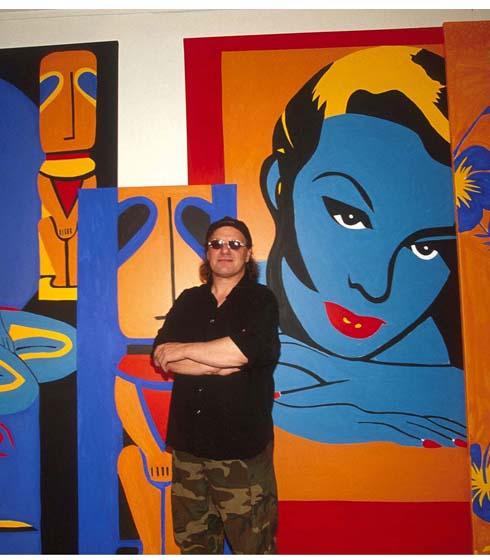 Josef Bauer (Pop-Art KŸnstler)